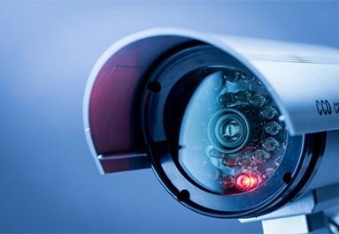 Watch through CCTV