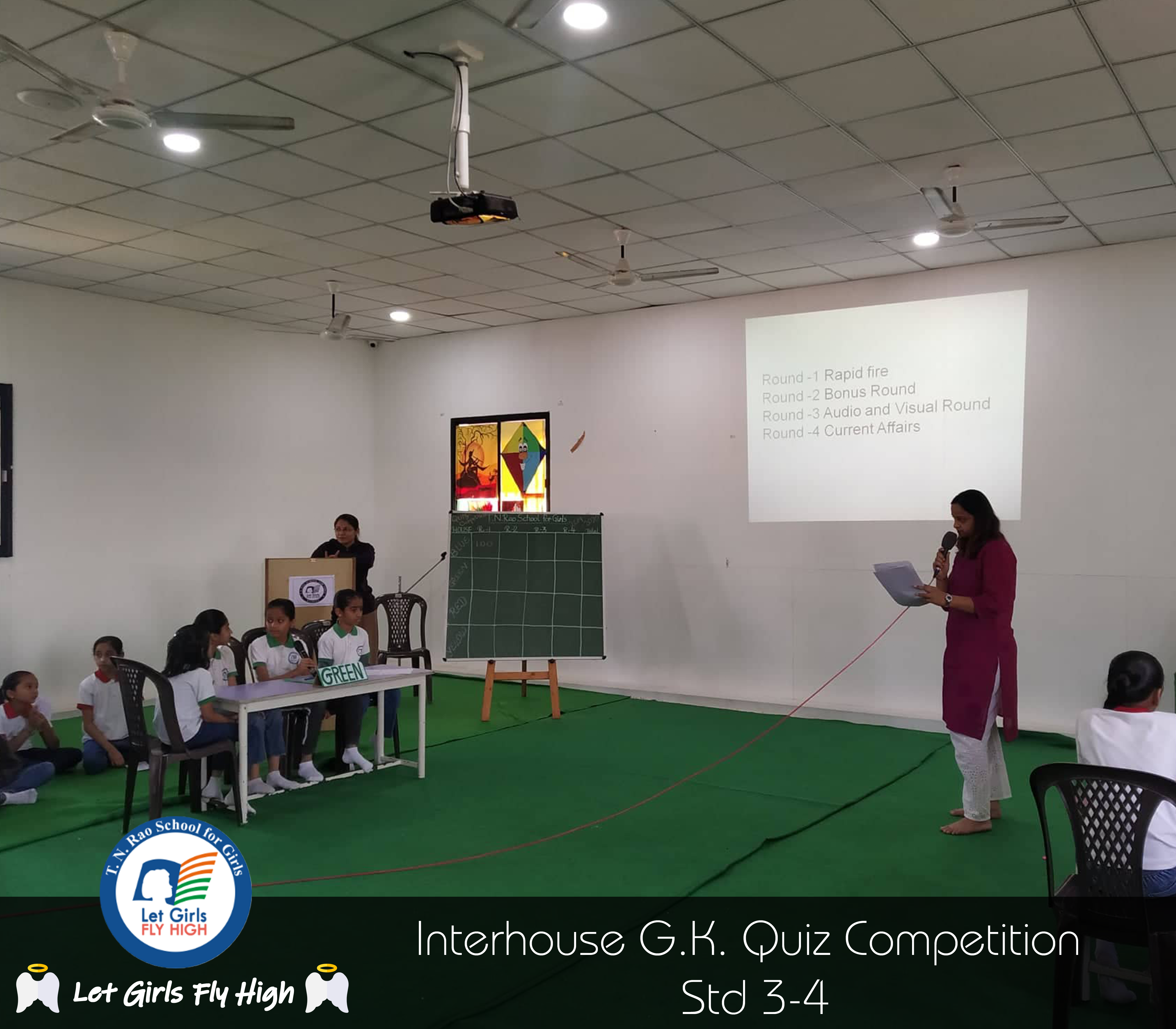 Interhouse G.K. Quiz Competition